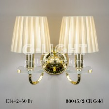 Бра G-Light 88045/2 CR Gold