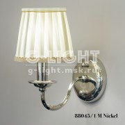 Бра G-Light 88045/1 M Nickel