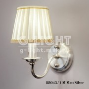 Бра G-Light 88045/1 M Matt Silver