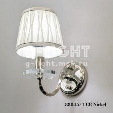 Бра G-Light 88045/1 CR Nickel