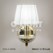 Бра G-Light 88045/1 CR Gold