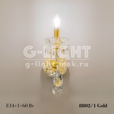 Бра G-Light 8802/1 Gold